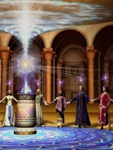 The Aquarian Ascension Energy