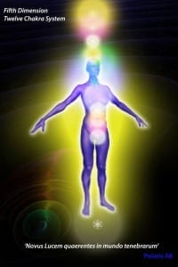 The Fifth Dimensional Chakras