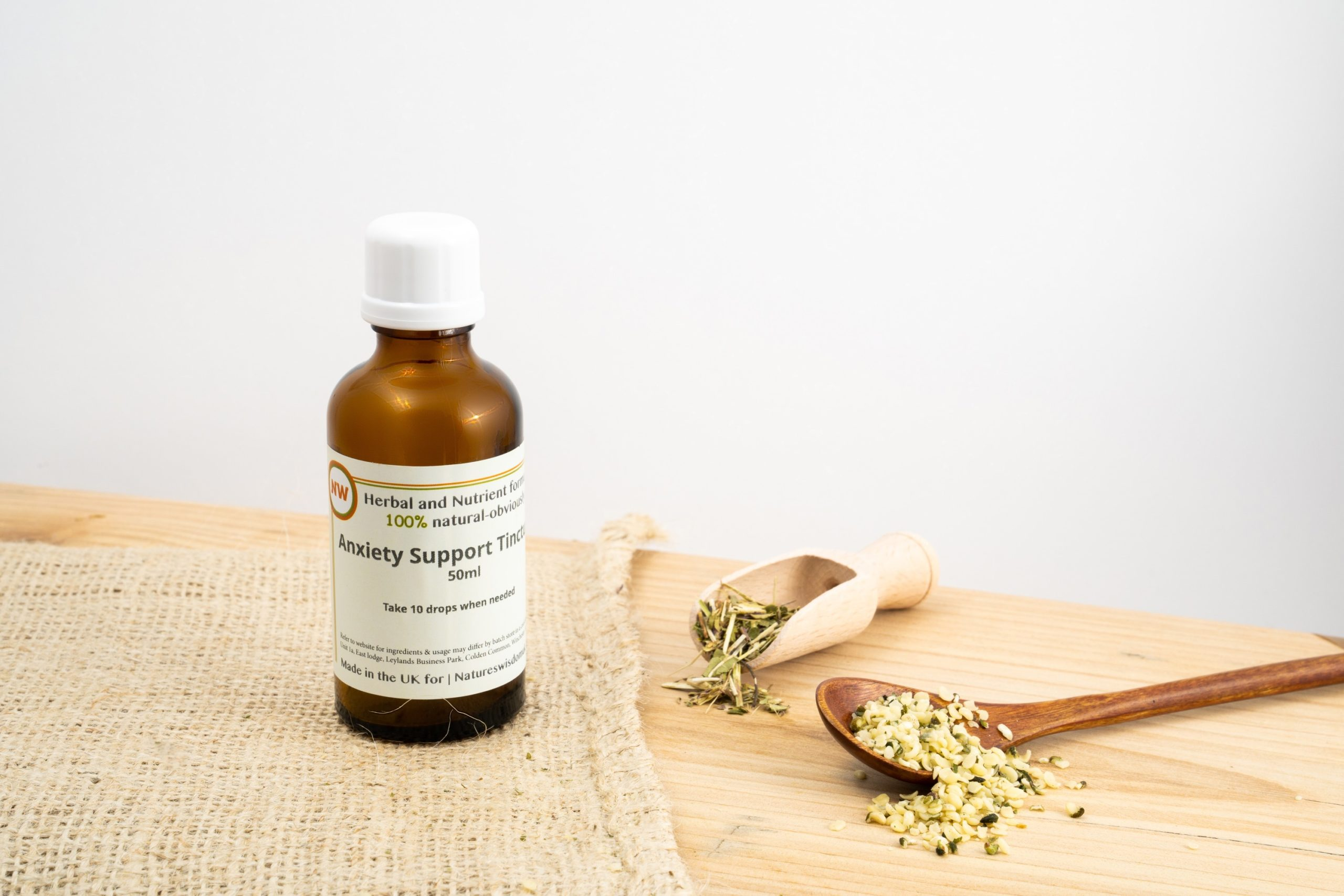 Anxiety Support Tincture