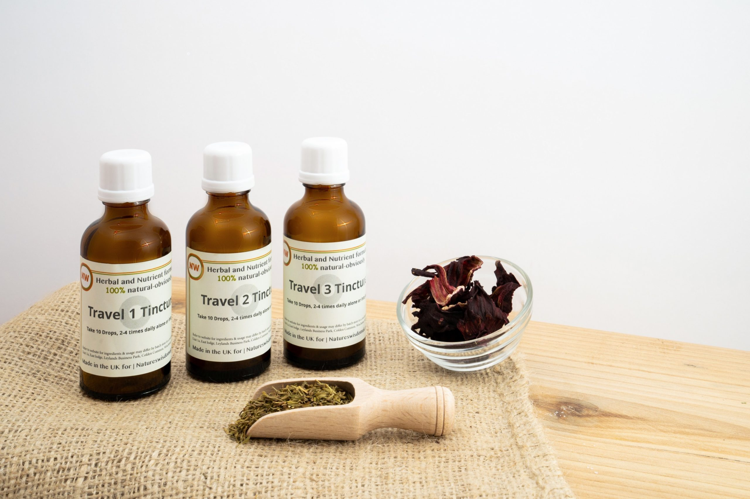 Travel Tincture (special order)